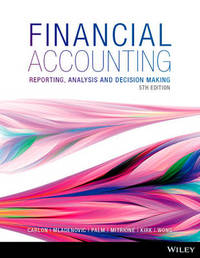 Financial Accounting by Shirley Carlon