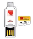 16GB Strontium NITRO Micro SD with OTG Adaptor