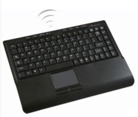 Rock - 2.4G Wireless Keyboard with Touch Pad