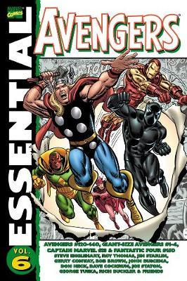 Essential Avengers Vol.6 image