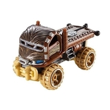 Hot Wheels: Star Wars Character Car - Chewbacca