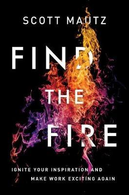 FIND THE FIRE by Scott Mautz image