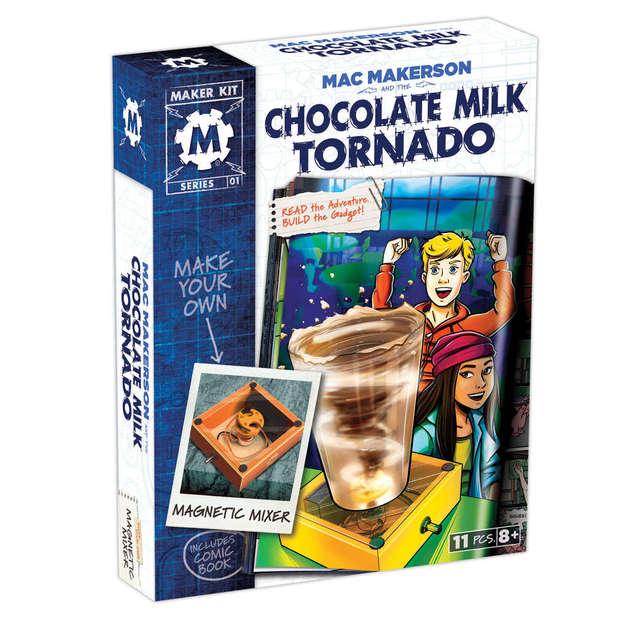 SmartLab: MacMakerson & The Chocolate Milk Tornado