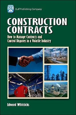 Construction Contracts by Edward Whitticks image