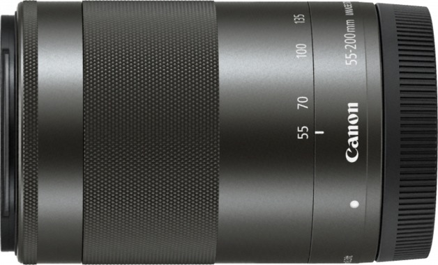 Canon EF-M 55-200mm F/4.5-6.3 IS STM EF-M Mount Lens