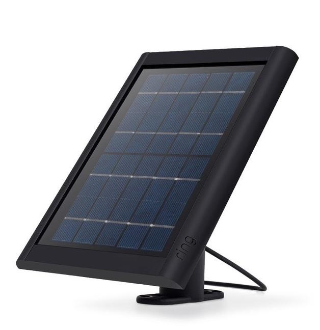 Ring: Solar Panel - Black