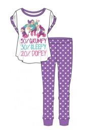 Disney: Seven Dwarfs (Polka-Dot) - Women's Pyjamas (12-14) image