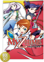 My-ZHiME - My-Otome: Vol. 1 (Collector's Box) on DVD
