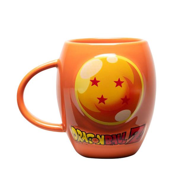 Dragonball Z Oval Mug
