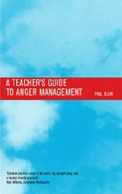 Teacher's Guide to Anger Management by Paul Blum image