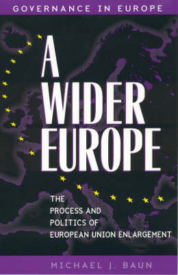 A Wider Europe by Michael J. Baun image