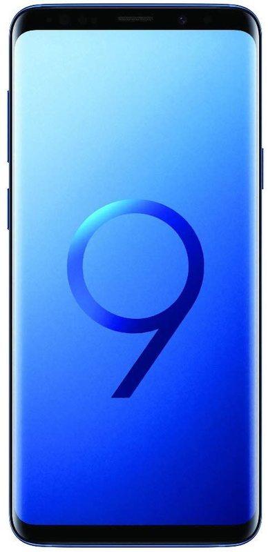 Samsung Galaxy S9 [64GB] [Coral Blue] [Genuine Refurbished]