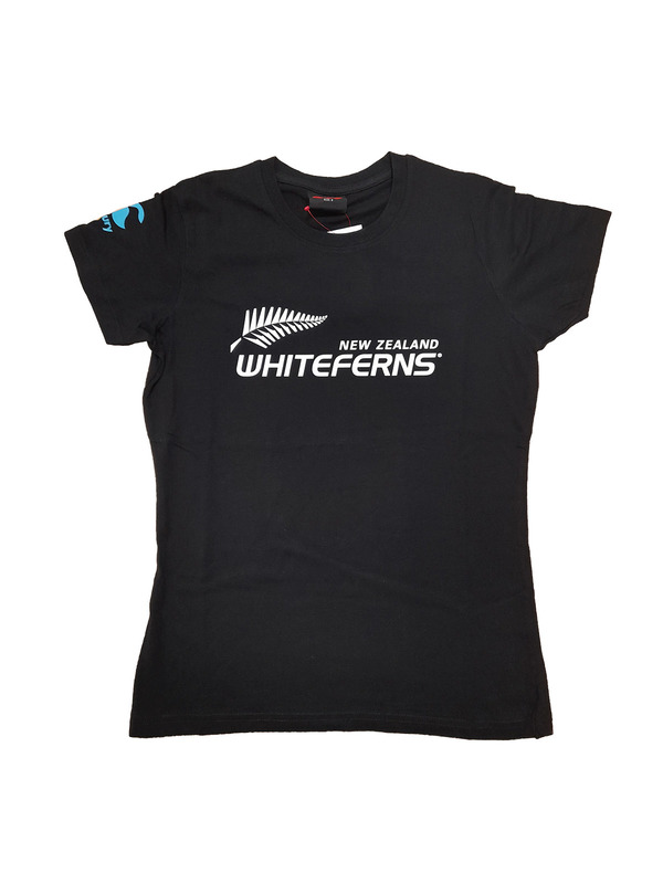 WHITE FERNS Supporters Tee (14)
