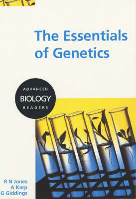 The Essentials of Genetics by Glynis Giddings image