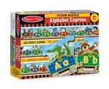 Alphabet Express Floor Puzzle 3 metre - Melissa & Doug