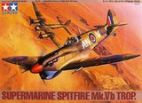 Tamiya British Supermarine Spitfire Mk.Vb Trop. 1/48 Aircraft Model Kit