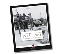 AK: Military Vehicles in Lebanon 1975-1981