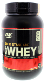 Optimum Nutrition Gold Standard 100% Whey - Cookies & Cream (907g)