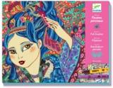Djeco: Design - Cherrytree Girls Felt Brushes