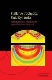Stellar Astrophysical Fluid Dynamics