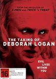 Taking of Deborah Logan DVD