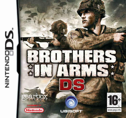 Brothers in Arms DS for Nintendo DS image