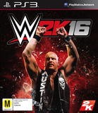 WWE 2K16 for PS3