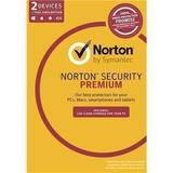 Norton Security Premium for Two Devices - 1 Year License