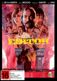 The Editor DVD
