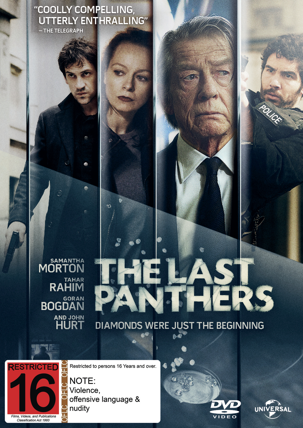 The Last Panthers Serie