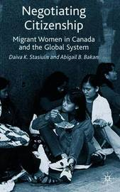 Negotiating Citizenship by Abigail B. Bakan image
