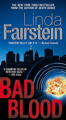 Bad Blood by Linda A Fairstein
