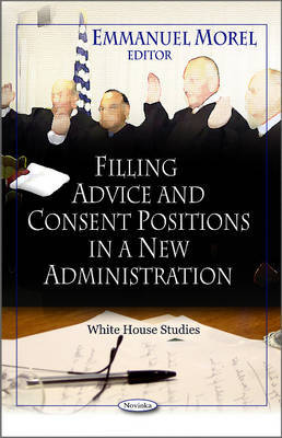 Filling Advice & Consent Positions in a New Administration image