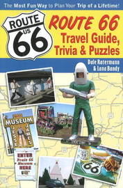 Route 66 Trivia, Fun & Games by Dale Ratermann image