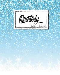 Quarterly Bullet Journal by Mind Publisher