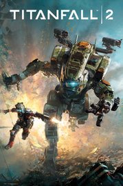 Titanfall 2 - Cover Maxi Poster (598)