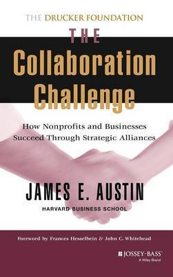 The Collaboration Challenge by James E. Austin image