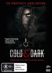 Cold And Dark on DVD