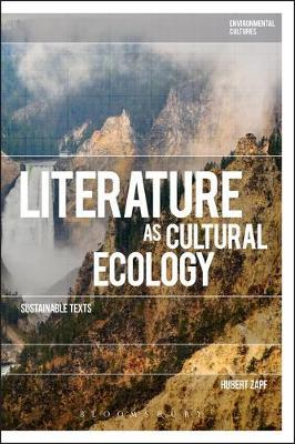 Literature as Cultural Ecology by Hubert Zapf image