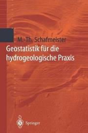 Geostatistik Fur Die Hydrogeologische Praxis by Maria-Theresia Schafmeister