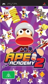 Ape Academy 2 for PSP image