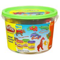 Play-Doh Animal Activities Mini Bucket