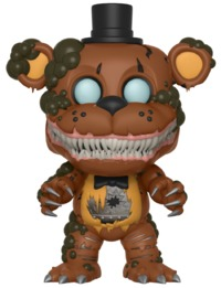 Five Nights at Freddy's: Twisted Ones - Twisted Freddy Pop! Vinyl Figure
