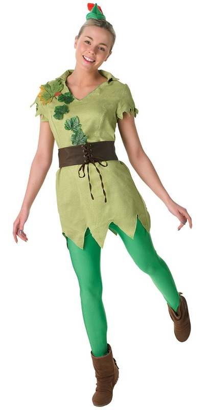 Rubie's: Peter Pan - Women's Costume (Small)
