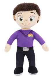 Little Wiggles: Plush Rattle - Lachy
