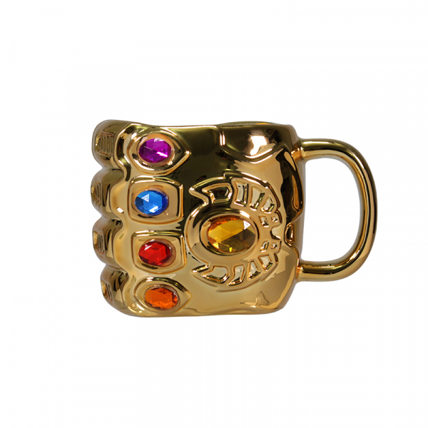 Marvel Infinity Gauntlet Shaped Mug (550ml)
