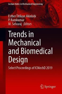 Trends in Mechanical and Biomedical Design