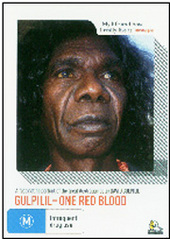 Gulpilil - One Red Blood on DVD