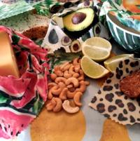 Beeswax Wraps Reusable Food Wrap – Magicland