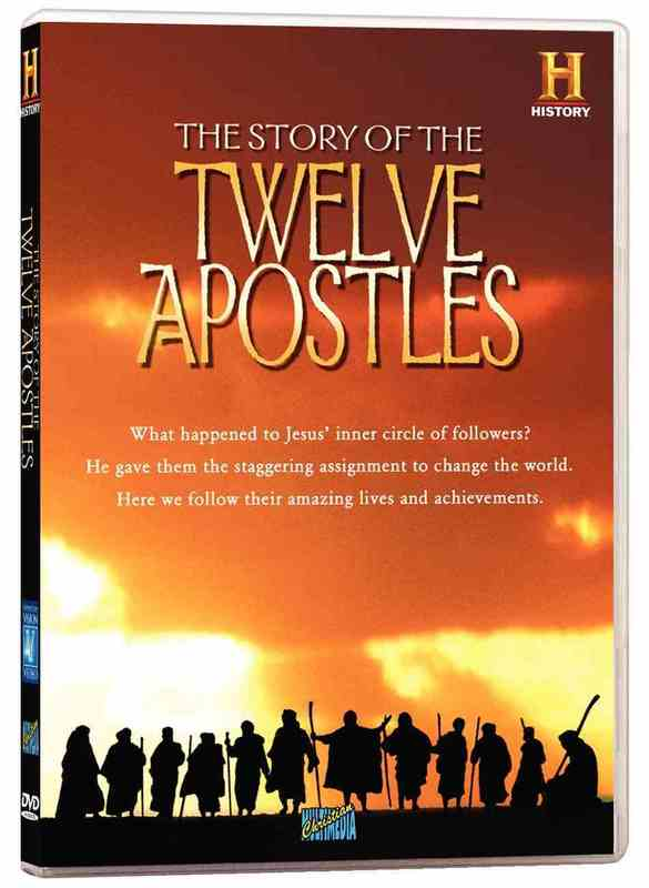 The Story Of The 12 Apostles on DVD